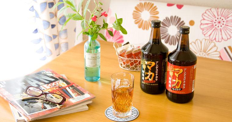 季節の変わり目に一押し!【マカ陶陶酒】・・・試飲会&プレゼントキャンペーンが続々