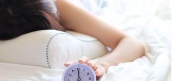 「睡眠負債」を貯めない