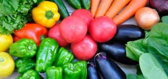 デルナカ!44日目「レンジと野菜と」